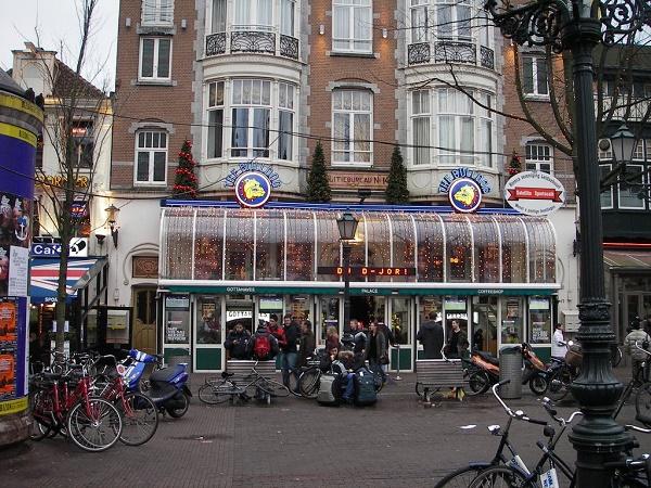 Leidseplein La Piazza Del Guazzabuglio Vivi Amsterdam