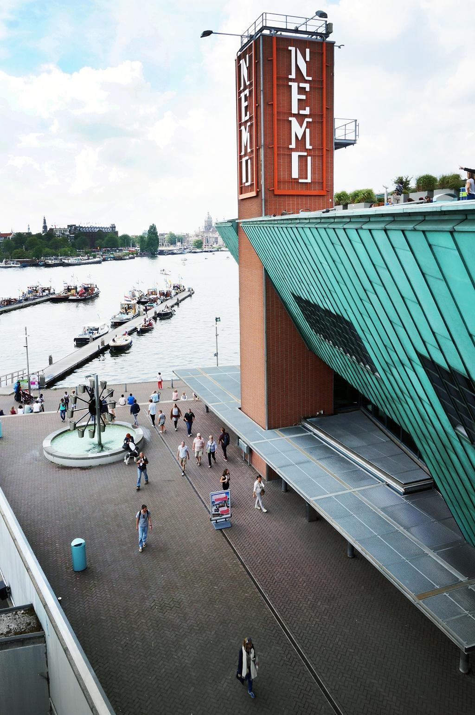 Museo Scienza E Tecnica.Nemo Il Museo Delle Scienze Di Amsterdam Vivi Amsterdam