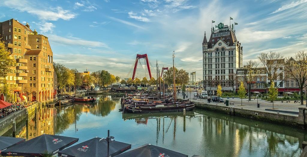 Una giornata a rotterdam partendo da amsterdam for Ostelli amsterdam