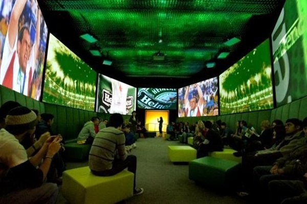 Heineken Exerience-holland.com