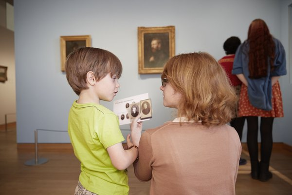 Van Gogh Museum children