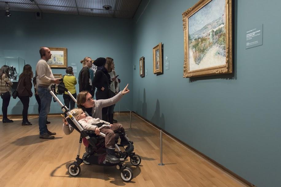 Museo Van Gogh Ámsterdam - Precio entradas y horarios