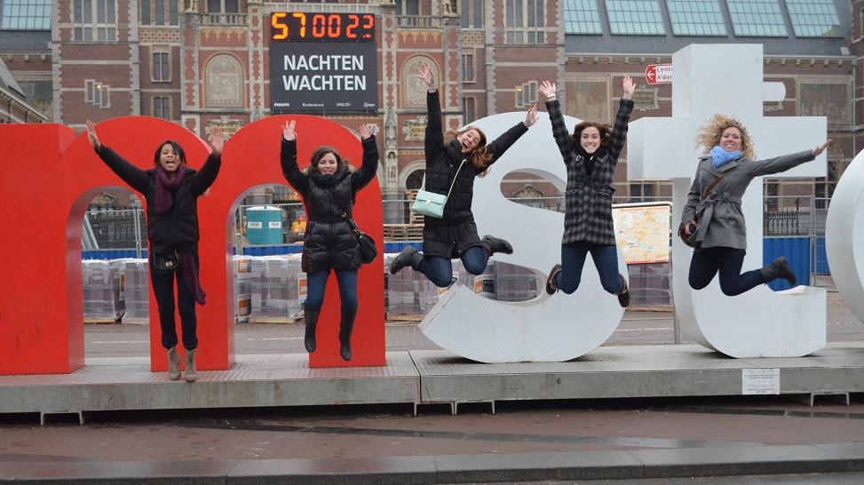Amsterdam con le amiche per un viaggio tutto al femminile for Dormire a amsterdam consigli